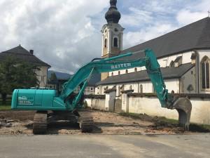 Erdbau Transporte Reiter Altenmarkt